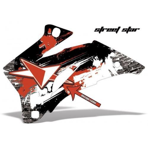 Комплект графики AMR Racing Street Star (ОUTLANDER MAX G1)