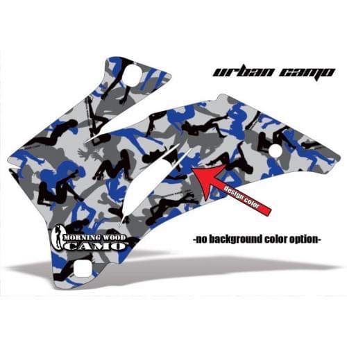 Комплект графики AMR Racing Urban Camo (ОUTLANDER MAX G1)