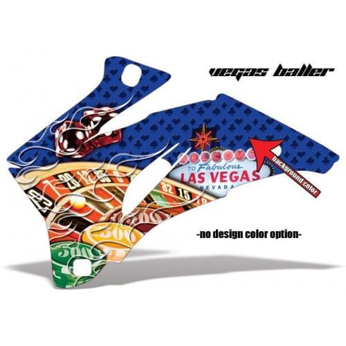 Комплект графики AMR Racing Vegas Baller (ОUTLANDER MAX G1)