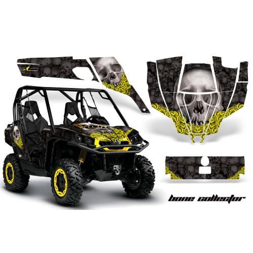 Комплект графики AMR Racing Bone Collector (Сommander)