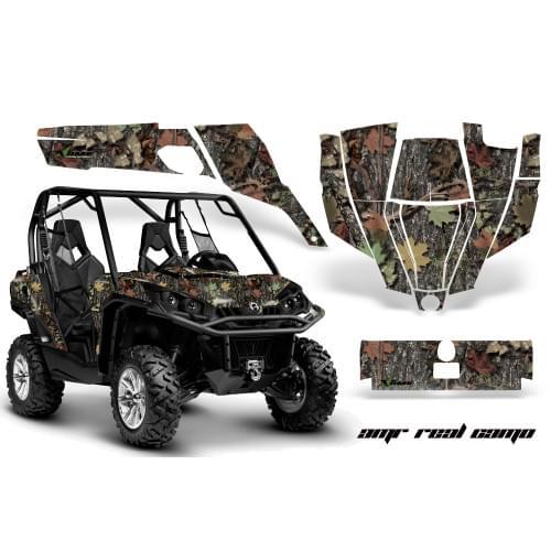 Комплект графики AMR Racing Amr Real Camo (Сommander)