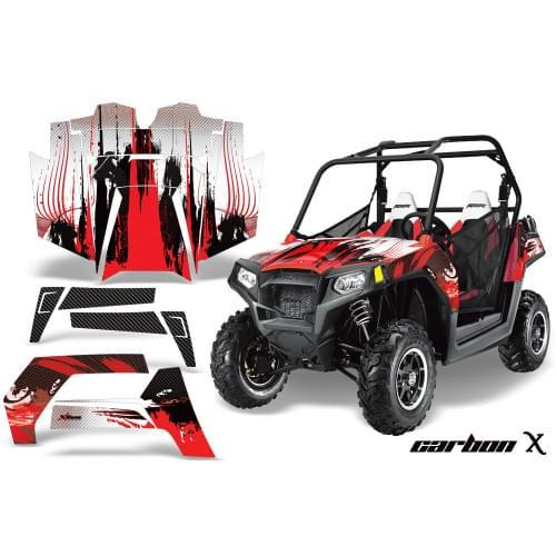 Комплект графики AMR Racing Carbon X (RZR800/800S)