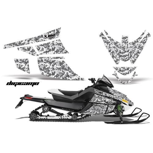 Комплект графики AMR Racing (Digi Camo)