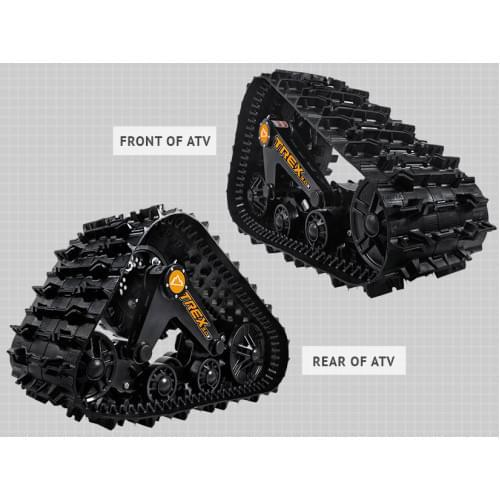 Комплект всесезонных гусениц Commander TREX 3.0 для ATV