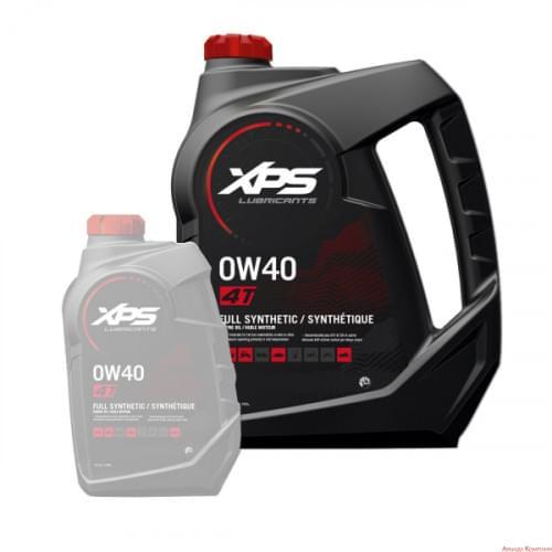 Синтетическое масло XPS для 4-тактных двигателей, Зимнее 0W40, 3785 мл 293600115