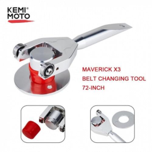 """Инструмент для замены ремня вариатора Kemimoto для CanAm Maverick X3 72"""" B0901-00301SL"""