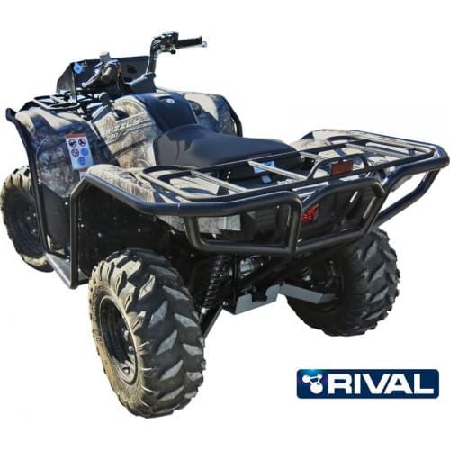 Задний бампер квадроцикла Yamaha Grizzly 550/700 (2008-2015)